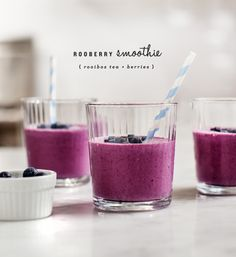 (via rooberry smoothie | Love and Lemons)   #healthy #vegetarian #vegan #recipes Find more healthy recipes @ http://standouthealth.com