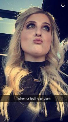 Meghan on snapchat Celebrity Snapchats, Catwalk Models, Plus Size Fashion Tips, Cute Underwear, Short Models, Meghan Trainor, Chubby Ladies, Plus Size Model, Celebs