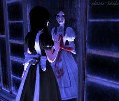 Alice In Wonderland Doll, Alice Liddell, Dark Princess, Tim Burton Films, Alice Madness Returns, Monster Concept Art, Goth Art, Were All Mad Here, Arte Horror