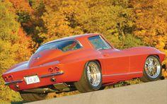 '66 pro touring Corvette