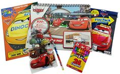 Give your child a chance to expand their creativity by coloring and reading with Cars 3 Dinoco and Stickerland Fun Pad. Cars 3 Dinoco is a coloring activity and reading book about both Disney Pixar C. Halloween Toys, Disney Pixar Cars, Color Activities, Christmas Toys, Cool Toys, Coloring Books, Creativity, Packing, Child