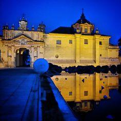 Monasterio de La Cartuja de Sevilla