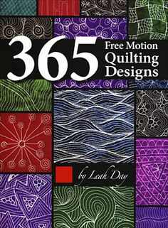 365 quilting designs book from ConnectingThreads.com