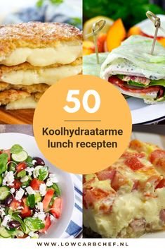 Low-carb lunch recipes recipes Enjoying a low-carb lunch, at home, on the road or at work? You can with our carbohydrate lunch recipes. Choose from more than 50 recipes. Gourmet Recipes, Low Carb Recipes, Healthy Recipes, Cheap Clean Eating, Clean Eating Snacks, Snacks Sains, No Bake Snacks, Low Carb Lunch, Easy Cooking