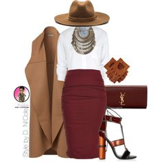 Untitled #2596 by stylebydnicole on Polyvore featuring polyvore fashion style Frank & Eileen Tom Ford Yves Saint Laurent Free People rag & bone
