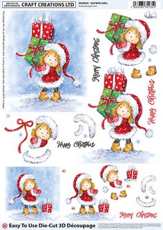 Christmas Collection 2016 (1/5) - Craft Creations Online