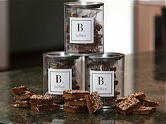 Delectable B. toffee