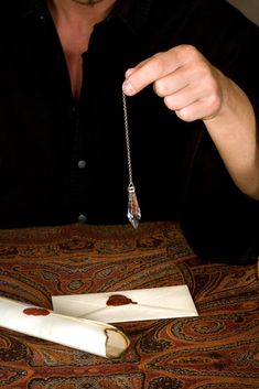 I give a complete set of dowsing instructions in my Intuitive Awakening course. But if you would like the quick (and free!) version, below is a set of instructions for pendulum dowsing that some readers might find useful. I have been working with a pendulum for a few years now and I love it. Pendulum …