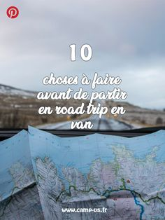 10 things to do before setting off on a road trip in a van! Road Trip France, Road Trip Europe, Road Trip Canada, Materiel Camping Car, Surf, Voyage Europe, Van Camping, Photos Voyages, Campervan