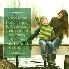Every mom has a mission. To love, guide and protect her family. Don't mess with her while she's on it and know if you mess with her kids, it's over. Mothers Quotes To Children, Mothers Love, I Love My Daughter, Love My Kids, Mom Quotes, Words Quotes, Sayings, The Joys Of Motherhood, Mother Family