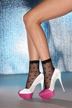 MERI Fiocchetti Socks (SS 2014)