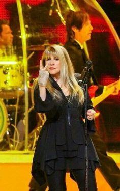 Get it, Stevie! :D