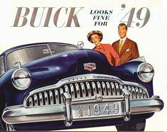 Buick looks fine for 49