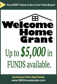 You dont' have to be a first time buyer to take advantage of this grant.