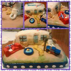 Trailer Trash Cake!!