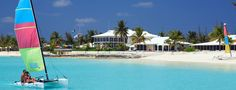 Bahamas Beach Resort - Long Island in the South Bahamas, Caribbean