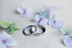 The wedding rings and beautiful blue Hydrangea flowers at a Druid's Glen wedding. A real wedding by Couple Photography. Wedding Car, Wedding Shoes, Wedding Rings, Hydrangea Flower, Flowers, Custom Made Suits, Good Spirits, Have A Laugh, Couple Photography