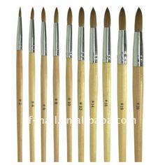 Top Nail art Brushes :http://naildesignart2015.com/2015/07/31/top-nail-art-brushes/