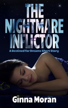 The Nightmare Inflictor YA paranormal fantasy