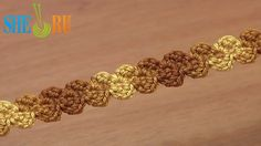 Zig-Zag Cord Crochet Tutorial 43 For Beginner