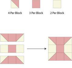Miniature Spools Quilt Pattern: Sew Spools Quilt Blocks & Finish the Spools Quilt