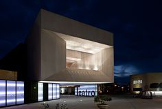 Gallery of Almonte Theatre in Huelva / Donaire Arquitectos - 27