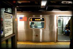 New York - Subway Feb 2015