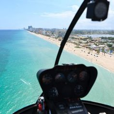 Fort Lauderdale Helicopter Tour with a 3 Night Hotel Stay and Airfare for (2)