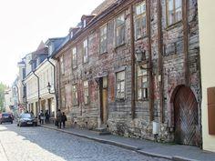 Old building in Tallinn #tallinn #estonia www.tallinn.com Old Building