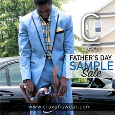 With Father's day approaching take advatage of @ClavonsWear's 30