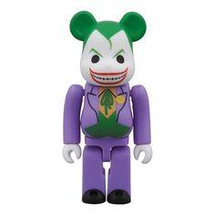 SDCC Comic Con Exclusive Joker Action Figure Medicom Bearbrick http://stores.ebay.co.uk/Knowing-Flame-Comics