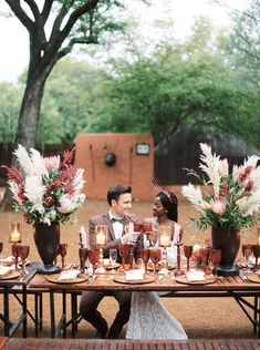 Experience the real Africa in this Zambia wedding inspiration - 100 Layer Cake Handmade Wedding Favours, Personalized Wedding Gifts, Wedding Favors, Wedding Decorations, Table Decorations, Wedding Signs, Boho Wedding, Wedding Ceremony, Dream Wedding