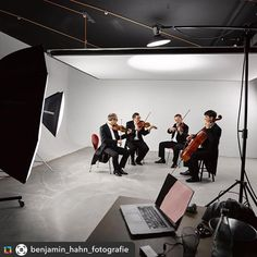 Thank you for sharing this great BTS with us benjamin_hahn_fotografie. Added by us: behindthescenes ======> @benjamin_hahn_fotografie:Music! Shot a string quartet on Tuesday. #music #classic #quartet #string #photography #photographer #photostudio #mamiya #leaf #captureone #instadaily #famousbtsmag #elinchrom #apple #macbookpro #profoto #light #studio #exposure #focus #stuttgart #pic #photooftheday #picoftheday