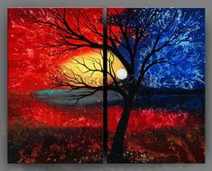 Textured Modern Abstract Art Oil Painting Framed Gop For Sale ...
