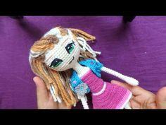 COMO TEJER BOLERO O SAQUITO MUÑECAS - Ropa Muñeca Articulable A Crochet #2 - YouTube