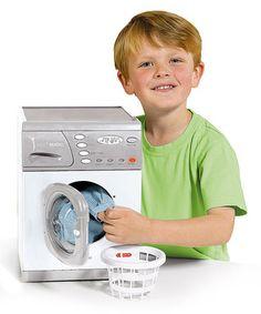 Electronic Washer Toy Set