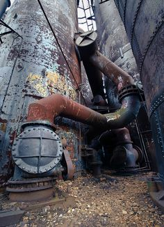 That crazy blast furnace   Flickr - Photo Sharing!