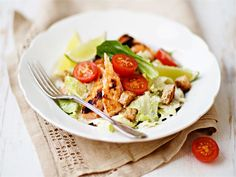 Loimulohi Caesar Cobb Salad, Salads, Easy Meals, Fish, Meat, Chicken, Healthy, Ethnic Recipes, Pisces