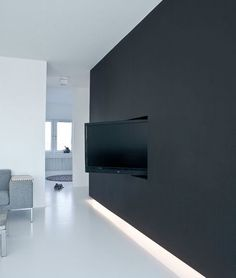 Die 13 besten Bilder von kamin tv wand | Fireplace modern, Modern ...