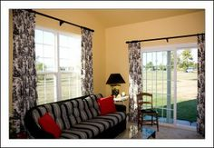 Curtains and Drapes for Sliding Glass Doors 300x208