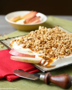 Caramel Apple Fruit Dip