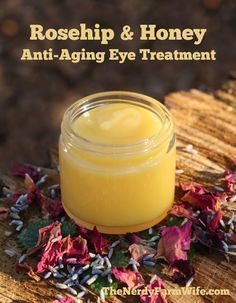 Rosehip & Honey Anti-Aging Eye Treatment Simple DIY Rosehip and Honey Anti-aging Eye Treatment. & Eye Care & Skin Care Tips & Eye Care Tips & The post Rosehip & Honey Anti-Aging Eye Treatment appeared first on Best Pins.