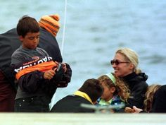 1998 - Boating in Hyannis