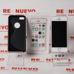 #Móvil #IPHONE #5S #Vodafone 16gb E269570 de segunda mano | Tienda de Segunda Mano en Barcelona Re-Nuevo #segundamano