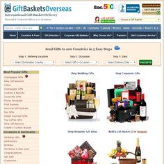 Gift Baskets Overseas