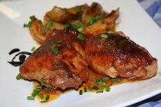 Klasika, smíchat a marinovat :-) Grilling, Pork, Turkey, Gluten Free, Meat, Chicken, Foodies, Fine Dining, Cooking