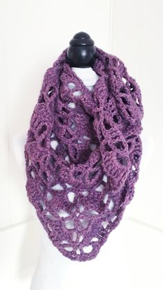 lacy shawl / crochet shawl / lacy wrap by KnotSoKnaffKnits on Etsy Star Blanket, Acrylic Wool, Drops Design, Little Star, Crochet Shawl, Shawls, Purple, Pink, Pattern Design
