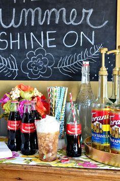 DIY Flavored Coca-Co