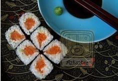 Sushi kezdőknek Sushi, Japanese Food, Pudding, Favorite Recipes, Cooking, Desserts, Baking Center, Deserts, Custard Pudding