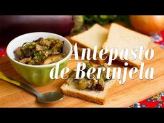 Antepasto de Berinjela - Presunto Vegetariano